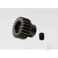 Gear, 21-T pinion (48-pitch) / set screw