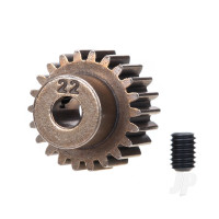 Gear, 22-T pinion (48-pitch) / set screw