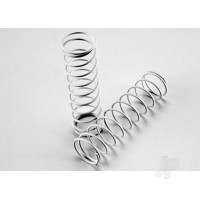 Springs, rear (white) (2pcs)