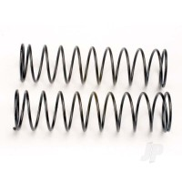 Springs, front (black) (2pcs)