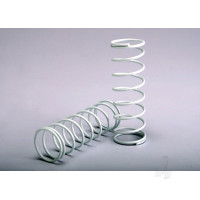 Springs, front (white) (2pcs)