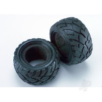 Tires, Anaconda 2.2in (rear) (2pcs) / foam inserts (Bandit) (soft compound)