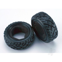 Tires, Anaconda 2.2in (wide, front) (2pcs) / foam inserts (Bandit) (soft compound)