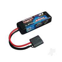 LiPo 2200mAh 7.4V 2S 25C iD Power Cell Battery
