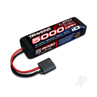 LiPo 5000mAh 7.4V 2S 25C iD Power Cell Battery