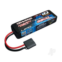 LiPo 5800mAh 7.4V 2S 25C iD Power Cell Battery