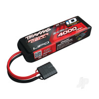 LiPo 3S 4000mAh 11.1V 25C iD Power Cell Battery