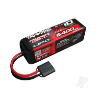 LiPo 3S 6400mAh 11.1V 25C iD Power Cell Battery