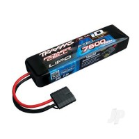LiPo 2S 7600mAh 7.4V 25C TRX Battery