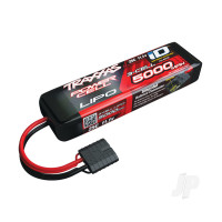 LiPo 3S 5000mAh 11.1V 25C iD Power Cell Battery