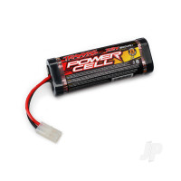 NiMH 7.2V 1800mAh 6-Cell Power Cell Battery, Flat