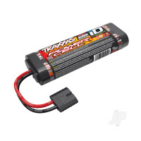 Battery, Power Cell, 3000mAh (NiMH, 6-C flat, 7.2V)