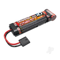 Battery, Power Cell, 3000mAh (NiMH, 7-C flat, 8.4V)