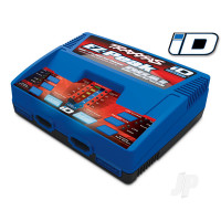 Charger, EZ-Peak Dual, 100W, NiMH / LiPo with iD Auto Battery Identification