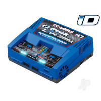 Charger, EZ-Peak Live Dual, 200W, NiMH / LiPo with iD Auto Battery Identification