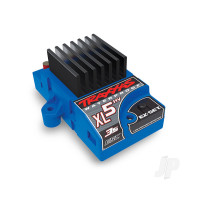 XL-5HV 3s Waterproof ESC (low-voltage detection, forward/reverse /brake)