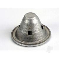 Baffle cone, exhaust (1pc) (Aluminium)