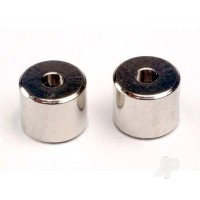Collars, screw (2pcs) Sets, 3mm (2pcs)