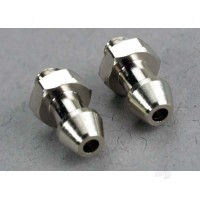 Fittings, inlet (nipple) for fuel or water cooling (2pcs)