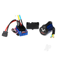 Velineon VXL-3s Waterproof Brushless Power System (includes VXL-3s ESC, Velineon 3500 motor, and speed control mounting plate (part #3725R))