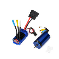 Velineon VXL-3m Brushless Power System, waterproof (includes waterproof VXL-3m ESC and Velineon 380 motor)