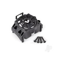 Mount, motor cooling fan (fits #3461 motor)