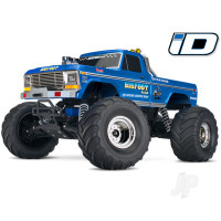 Classic Bigfoot No.1 1:10 2WD Monster Truck RTR (+ TQ, XL-5, Titan 550, 7-Cell NiMH, DC Charger)