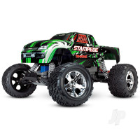 Green Stampede 1:10 2WD Monster Truck (+ TQ, XL-5, Titan 550)