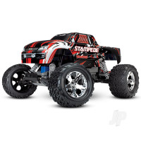 Red Stampede 1:10 2WD Monster Truck (+ TQ, XL-5, Titan 550)