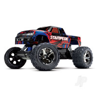 Red Stampede VXL 1:10 Monster Truck (+ TQi ,TSM)