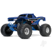 Firestone Ed. Bigfoot 1:10 Officially Licensed Replica Monster Truck RTR (+ TQ, XL-5, 7-Cell NiMH 3000mAh)
