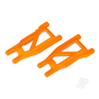 Suspension arms, orange, front & rear (left & right) (2pcs) (heavy duty, cold weather material)