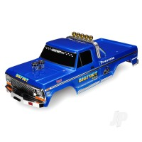 Body, Bigfoot No. 1, Officially Licensed replica (painted, decals applied)
