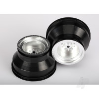 Wheels, Dual Profile (2.0in Outer, 3.0in Inner) (2WD Electric Rear) (2 pcs)