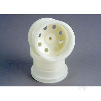 Wheels, dyeable nylon 2.2 (front) (2pcs)