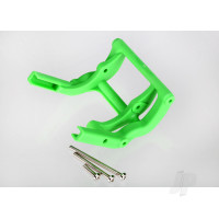 Wheelie bar mount (1pc) / hardware (Green)