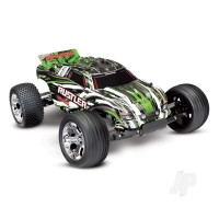 Green Rustler 1:10 Stadium Truck with TQ 2.4 GHz radio system