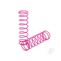 Springs, rear (pink) (2pcs)
