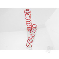 Springs, rear (red) (2.9 rate) (2pcs)