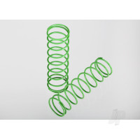 Springs, Front (Green) (2 pcs)