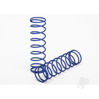 Springs, front (blue) (2pcs)