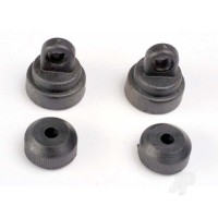 Shock caps (2 pcs) / shock bottoms (2 pcs)
