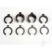 Spring pre-load spacers: 1mm (4 pcs) / 2mm (2 pcs) / 4mm (2 pcs) / 8mm (2 pcs)