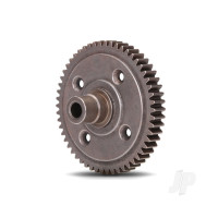 Spur Steel, 54-tooth (0.8 metric pitch, compatible with 32-pitch) (requires #6780 center Differential)
