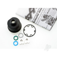 Carrier, differential (heavy duty) / x-ring gaskets (2pcs) / ring gear gasket / bushings (2pcs) / 6x10x0.5 TW