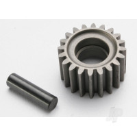 Idler 20-tooth / idler gear shaft