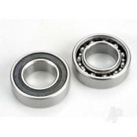 Ball Bearings, Crankshaft, 9x17x5mm (front & rear) (2pcs)
