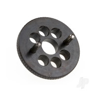 Flywheel, 30mm steel ( with pins) (TRX 2.5, 2.5R, 3.3) (use with lower engine position and starter box on Jato)