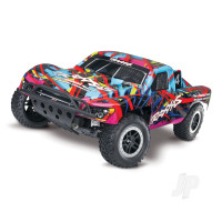 Hawaiian Nitro Slash 1:10 Nitro-Powered 2WD Short Course Racing Truck (+ TQi, TSM)