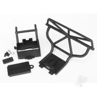 Bumper (rear) / battery box / battery box cover / switch cover / body clip / 3x15mm RM (2pcs) / 3x12mm CM (2pcs)